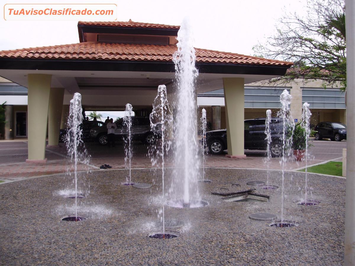 Construcci n de piscinas jacuzzi fuentes y cascadas en for Construccion de fuentes y cascadas
