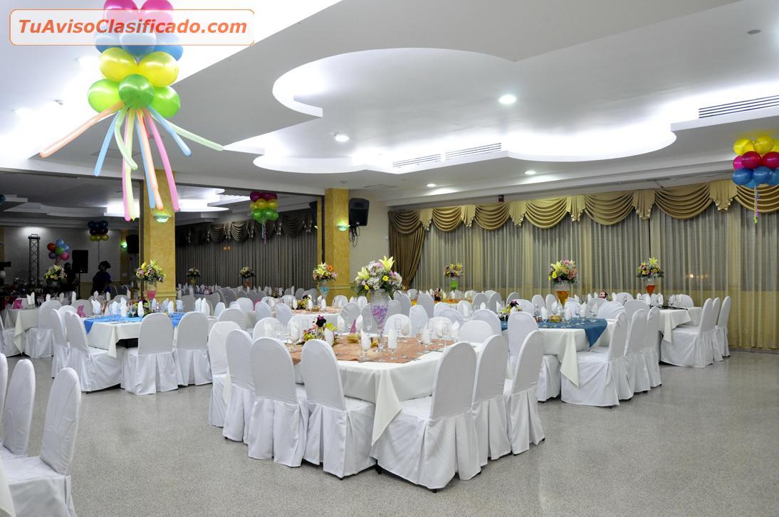 Salones para eventos sociales todo para tu boda for Actividades de salon