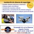 Installacion sistemas de seguridad, cameras cctv, alarmas, intercom, Control de Acesso