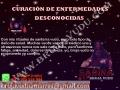 ROMPIMIENTO DE HECHIZOS Y CURACIÓN DE ENFERMEDADES,
