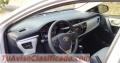 Se Vende Toyota Corolla 2014