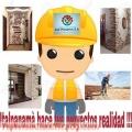 REMODELACIONES, MANTENIMIENTO, CONSTRUCCION ITALPANAMA. GARANTIZAMOS NUESTROS TRABAJOS