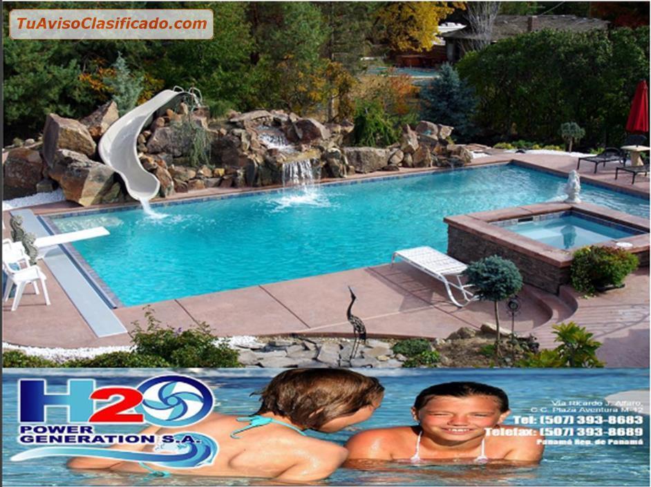 Concreto y estampados panama sand sasting servicios y for Tratamientos de piscinas