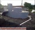 Construccion, remodelacion, diseño y equipamiento de piscinas y plantas de tratamiento