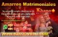 AMARRE VUDU Y MATRIMONIAL