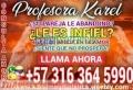 Clarividente KAREL Mi Unico Proposito Es Ayudarte (+57) 3163645990,,