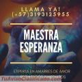 MAESTRA ESPERANZA EXPERTA EN AMARRES DE AMOR. LLAMA YA (+57)3193125955