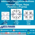 Adornos y Decorativos Multiuso ART50 Y HQBD 51 / H6154