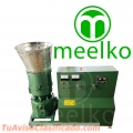 Sistema modelo MKFD400C  Peletizadora
