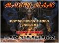 DOY SOLUCIÓN A CUALQUIER PROBLEMA MAESTRO ISAAC (+57) 319 5418052
